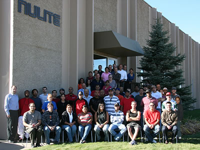 Nulite Group Photo